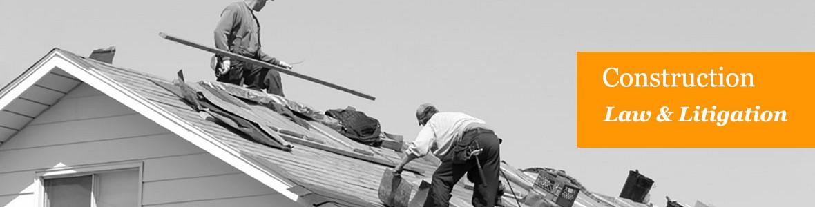 MASSACHUSETTS CONSTRUCTION LAW LAWYERS